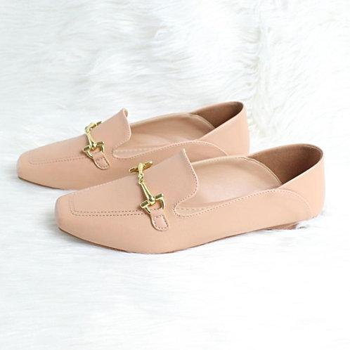 Loafer Veneza Nude