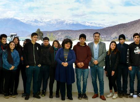 Proyecto Vizcachitas: Una nueva oportunidad para los estudiantes técnico profesional de Aconcagua