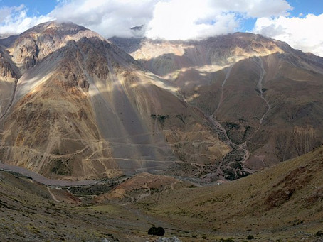 Cabalgata cruce Los Andes recuperó fuerzas en campamento de Vizcachitas
