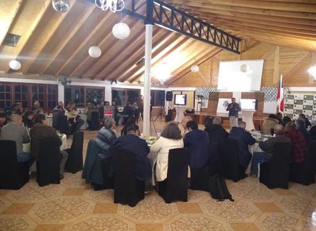Exitoso diálogo abierto entre Minera Vizcachitas y organizaciones de Putaendo
