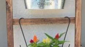 Garden Ladder Workshop 05/08 @ 2pm