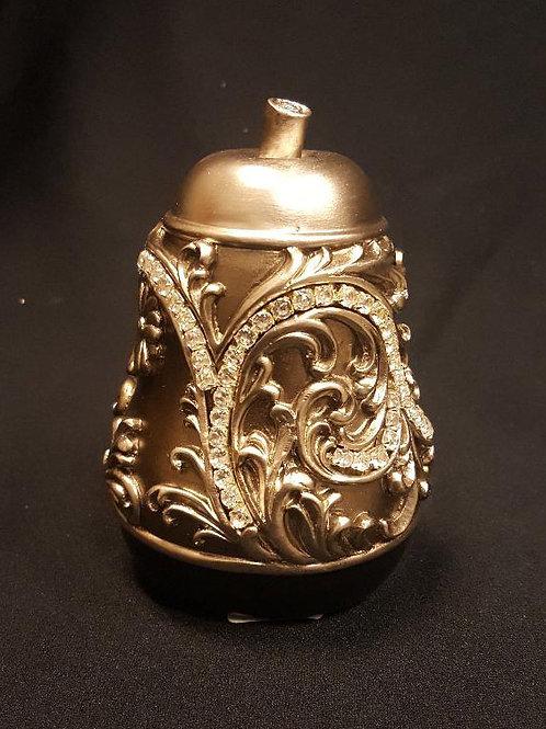 Pear Jeweled Ornament