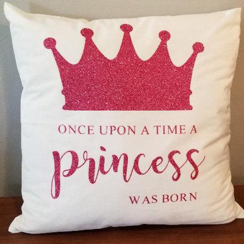 Prince & Princess Pillows -Customizable