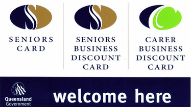 Seniors & Carers Discounts