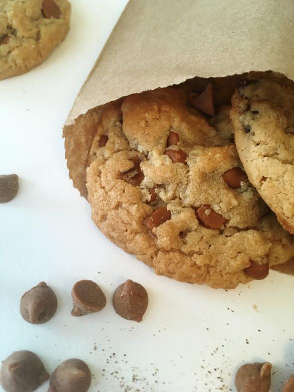 Oatmeal Raisin Cinnamon Chip Cookies!!!