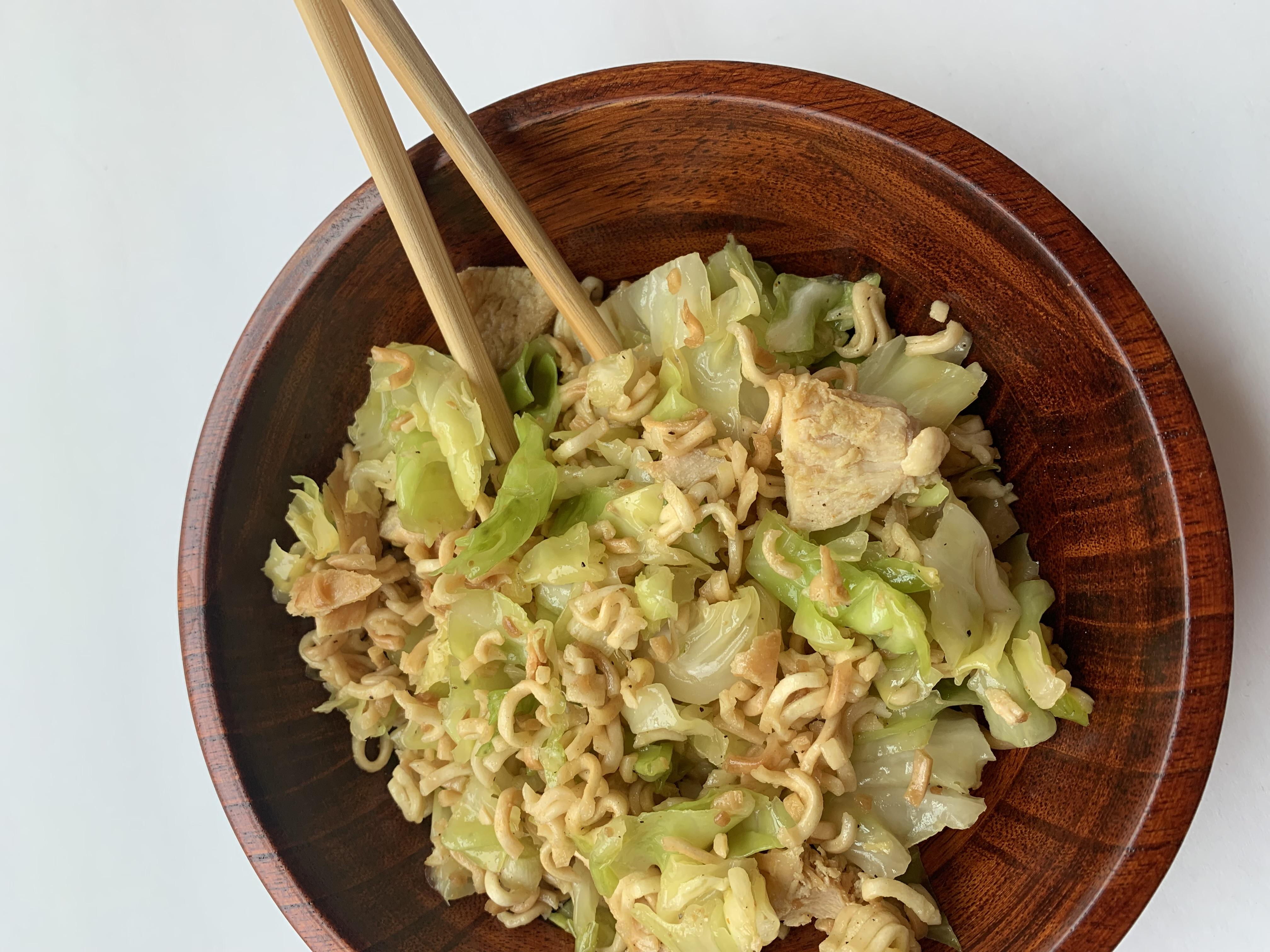 Chicken Cabbage Salad