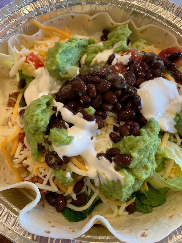 The Blessings of Family Meal Time, and My Sweet Pork Burrito Recipe