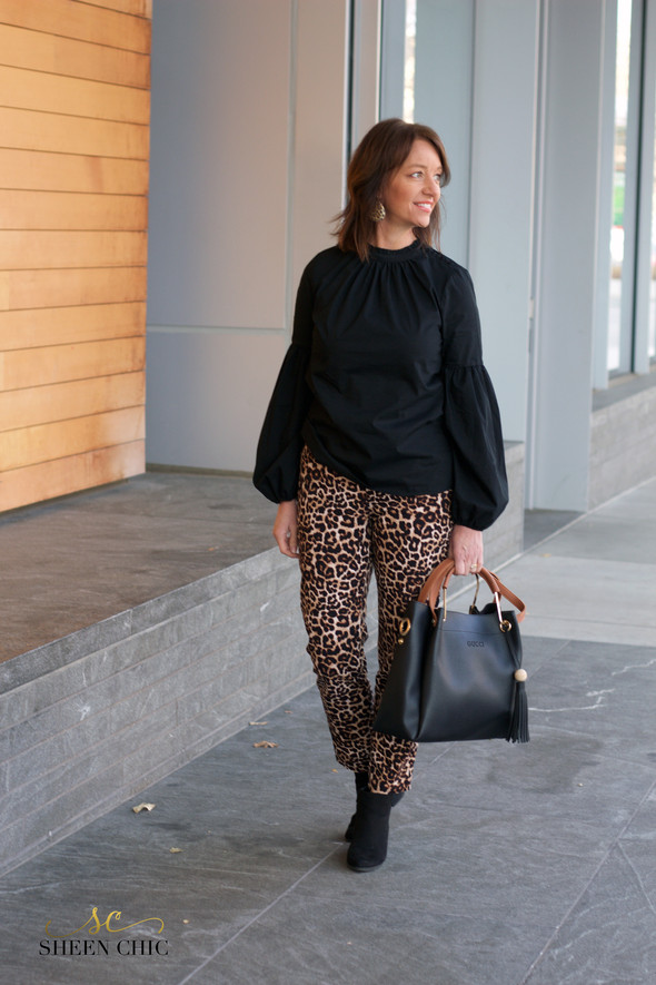 How to Wear Cheetah Print, Part 1