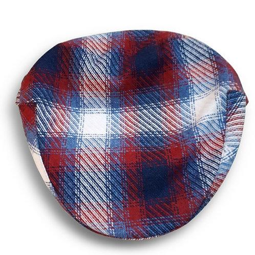 Portuguese flat cap [Tartan]