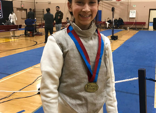 Layla Roy Wins, Kayla and Therin medals at American Challenge RYC
