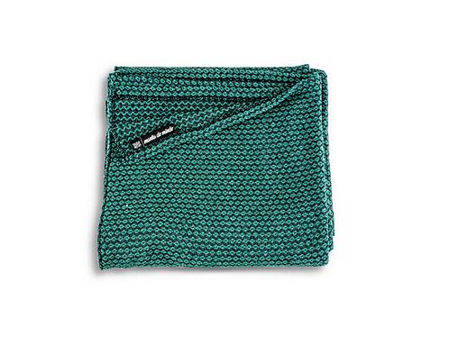 Minde Blanket - green bottle [manta de POMAR]