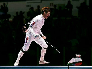 Day 4 Olympic Fencing: Mens Epee