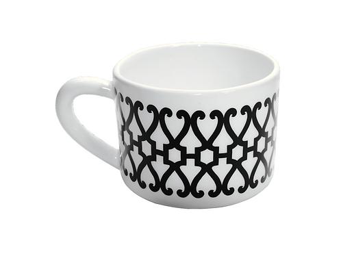 Coffee mug by Trouxa Mocha [University]