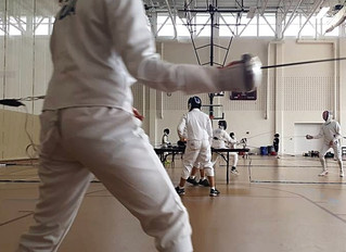 RFC fencers took home 2 medals from the LFA ROC