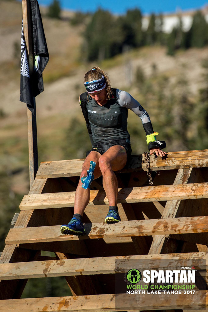 Elite Spartan Racer Rea Kolbl Finsishes in the Top 5 at World Championships!