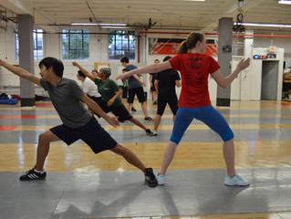 Rockland Fencers Club: Open House Success