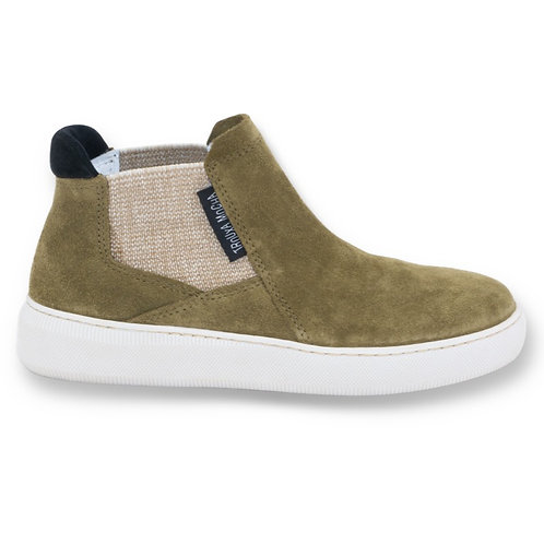 Sneaker Boot Olive