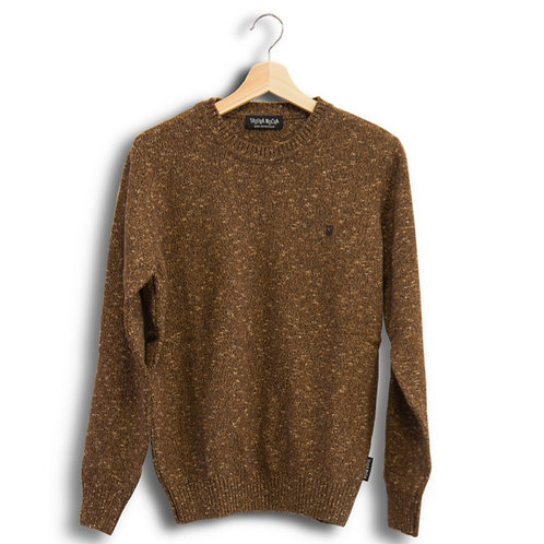 Lambswool knit