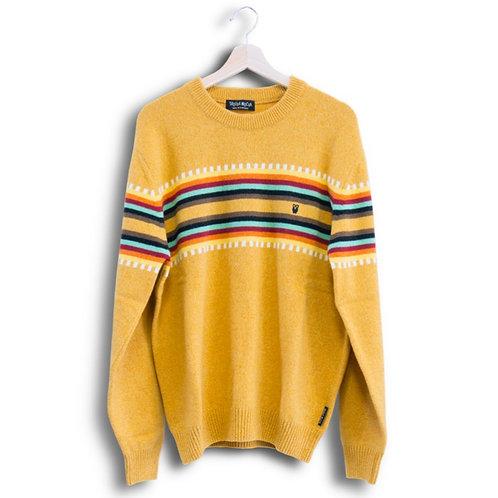 Lambswool knit - stripes