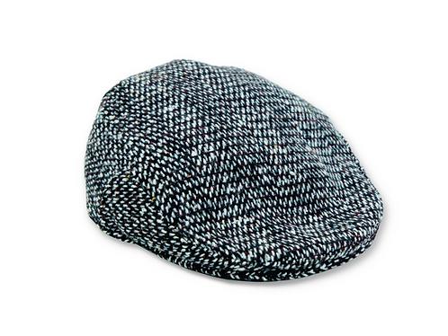 Portuguese flat cap [burgundy]