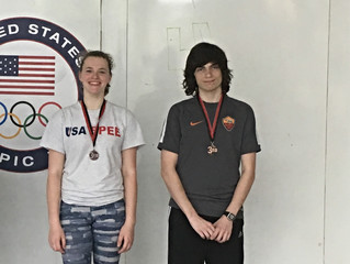 RFC Fencers Continue to Improve as Summer Nationals Approach