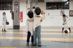 Fencing for all ages