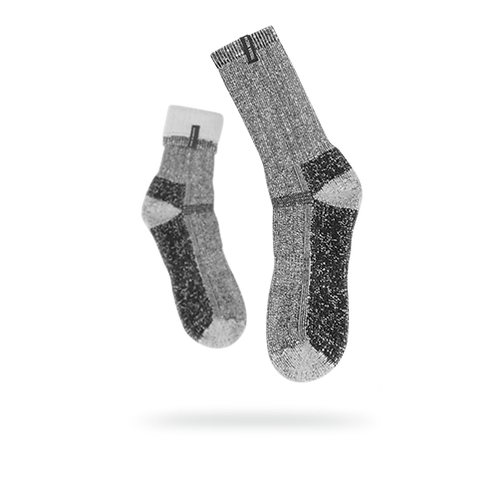 Wool hiker socks