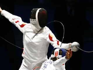 Great Article About Integrating European Fencing Techniques