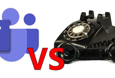 Microsoft Teams vs. TK-Anlage