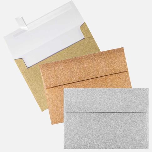 Mirri Sparkle A7 Envelopes
