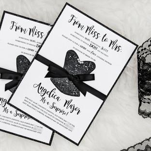 Angelica Bridal Shower Invite