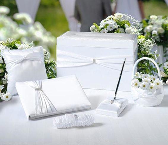 White Wedding In A Box Set