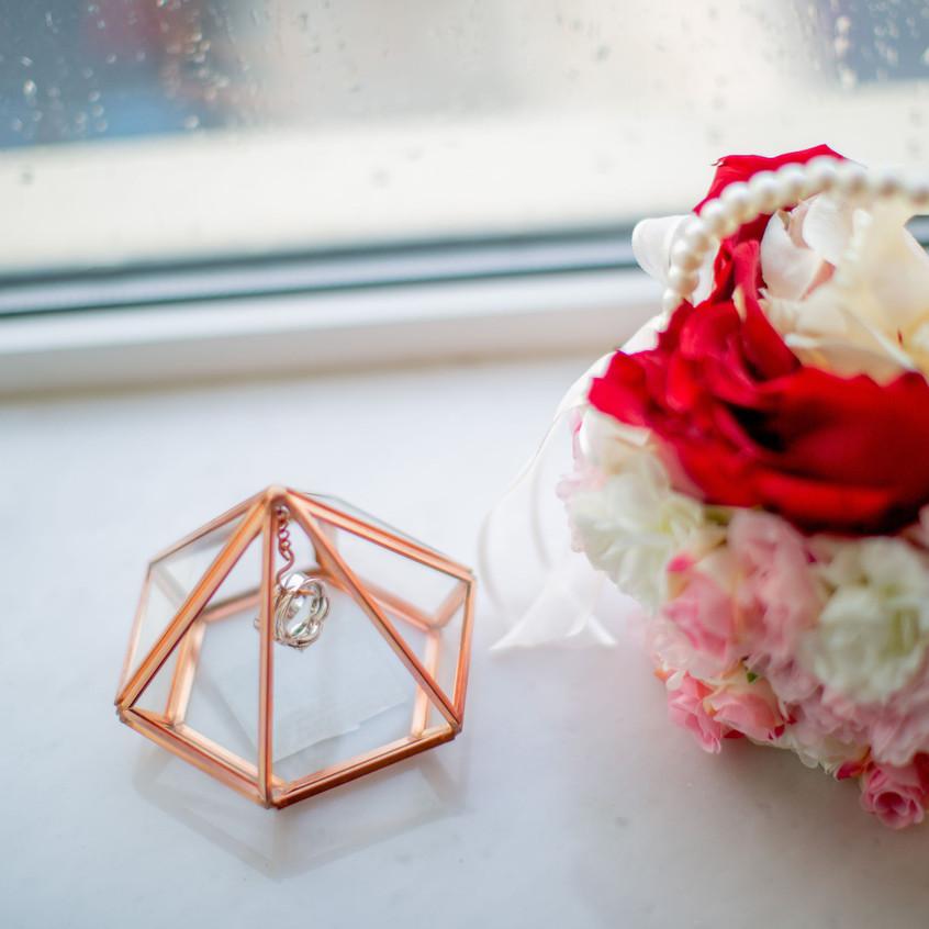 For The Ring Bearer & Flower Girl