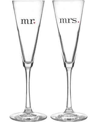 Mr. and Mrs. - Flutes