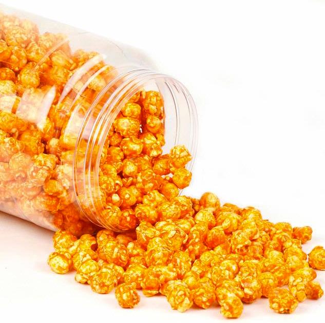 Ornage Flavour Popcorn