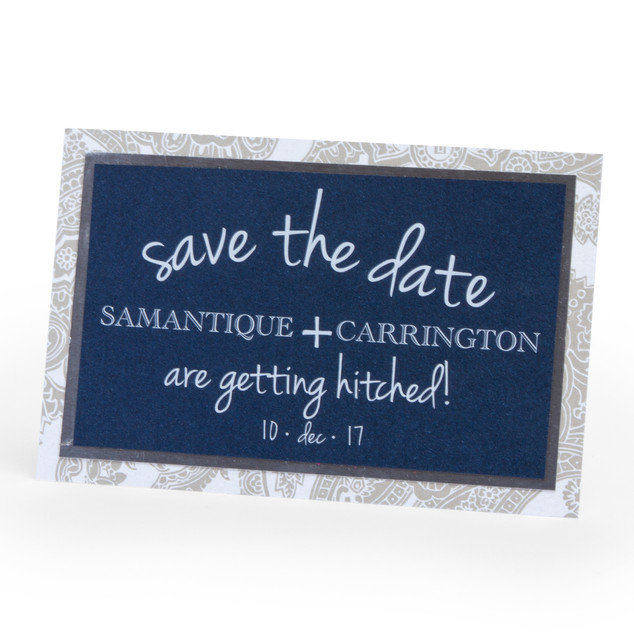 Save The Date  - Samantique