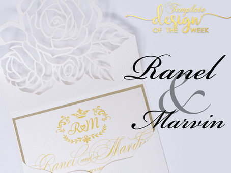 Design Of The Week - Timeless Beauty | Ranel and Marvin