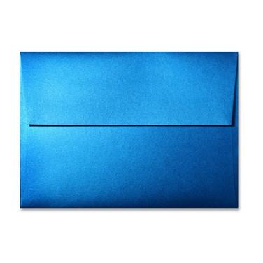 A7 So Silk Fair Blue Envelope