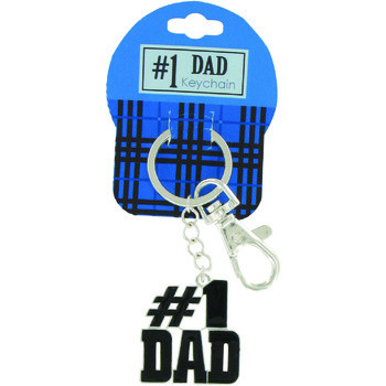 Just For You Dad Keychain