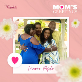 Happy Mother's Day Laverne Pople
