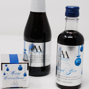 Wine & Cider Label
