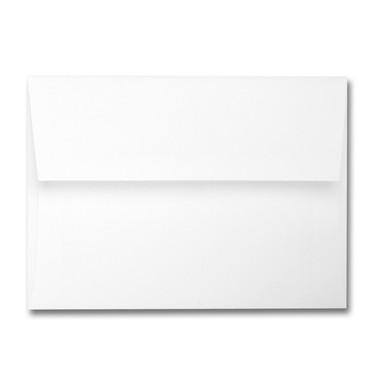A7 Classic Crest Solar White Envelope