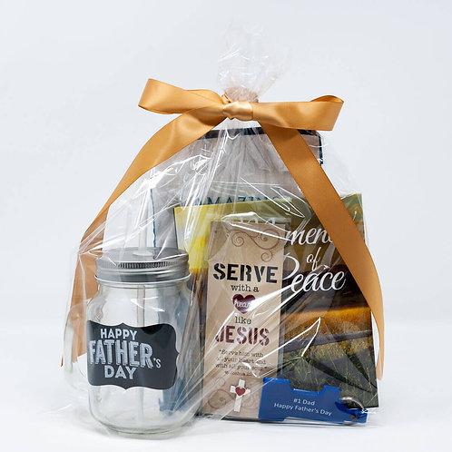 Spiritual Dad Gift Set