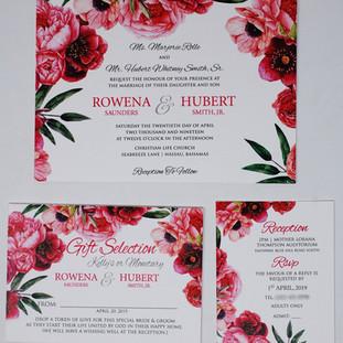 Rowena & Hubert