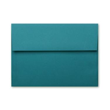 A7 Basis Teal Envelope