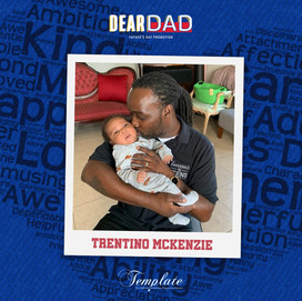 Happy Father's Day Trentino McKenzie