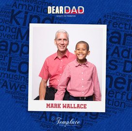 Happy Father's Day Mark Wallace