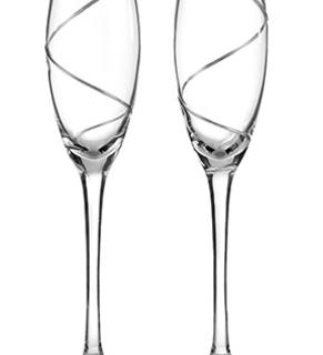 Silver Swirl - Flutes
