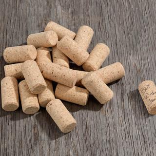 Set of 25 Wine Corks
