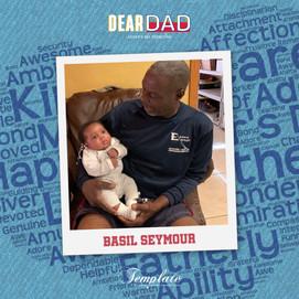 Happy Father's Day Basil Seymour
